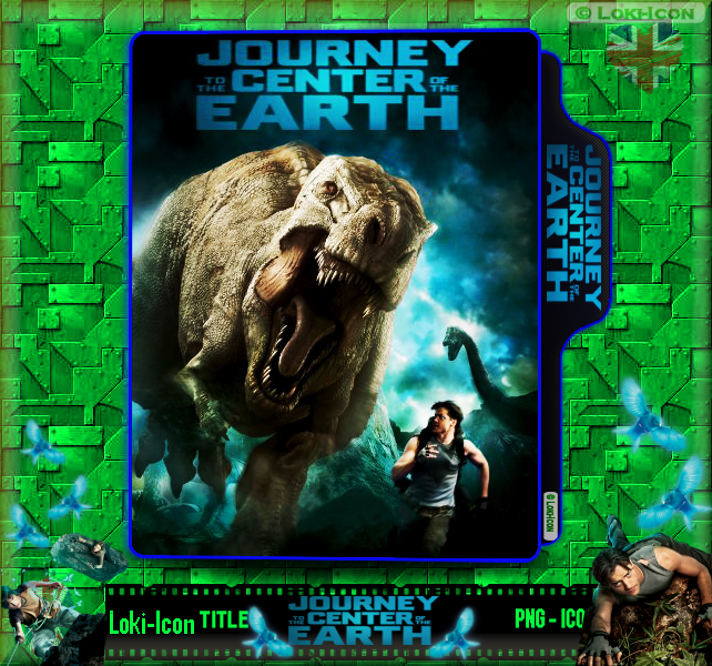 Journey To The Center Of The Earth 2008 1 By Loki Icon On Deviantart
