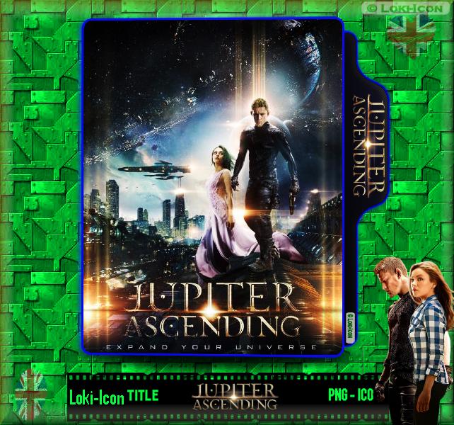 Jupiter Ascending 2015 By Loki Icon On Deviantart