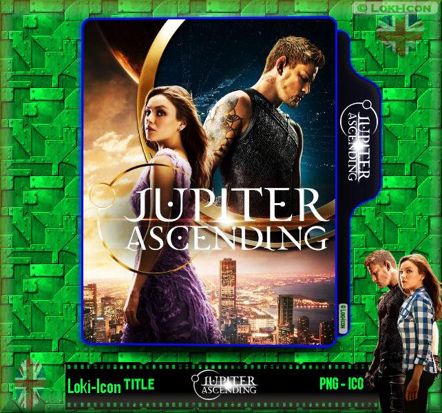 Jupiter Ascending 2015 1 By Loki Icon On Deviantart