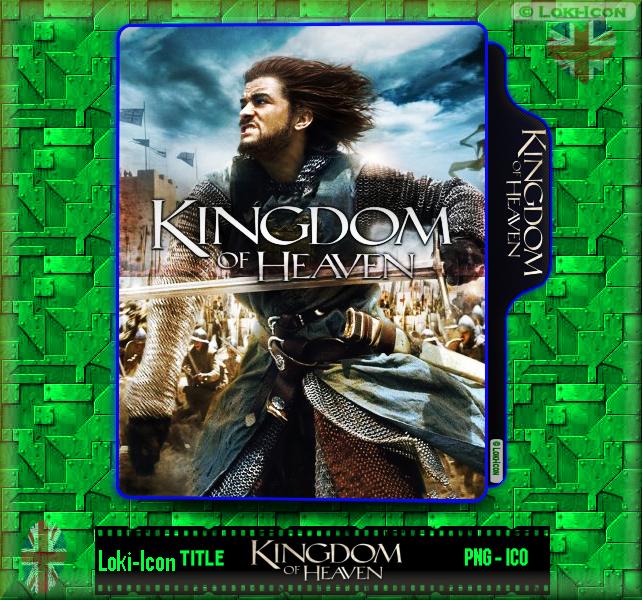 Kingdom Of Heaven 2005 1 By Loki Icon On Deviantart