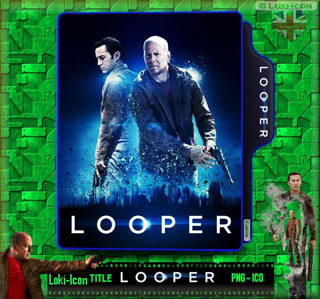 Looper 2012 1 By Loki Icon On Deviantart