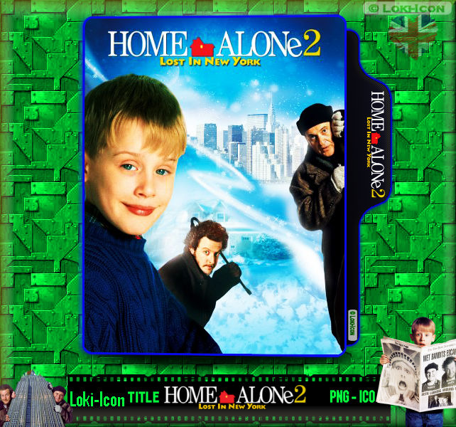Home Alone 2 Lost In New York 1992 By Loki Icon On Deviantart