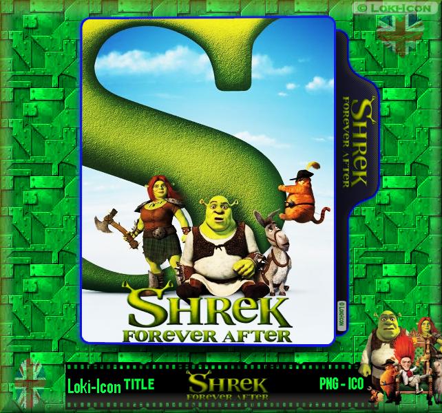 Shrek 4 Forever After 2010 1 By Loki Icon On Deviantart
