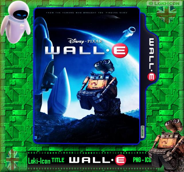 Wall E 2008 By Loki Icon On Deviantart