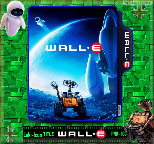 Wall E 2008 2 By Loki Icon On Deviantart
