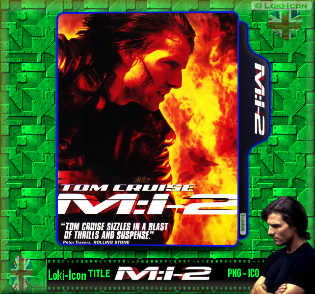 Mission Impossible Ii 2000 By Loki Icon On Deviantart
