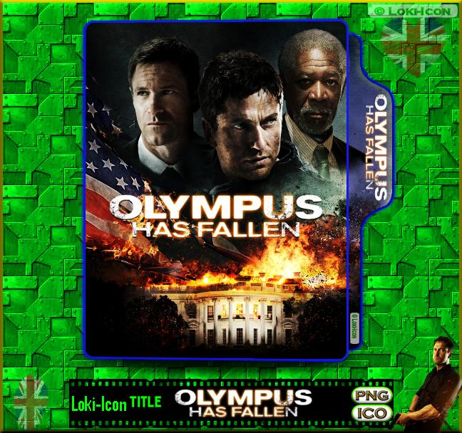 Olympus Has Fallen 2013 1 By Loki Icon On Deviantart
