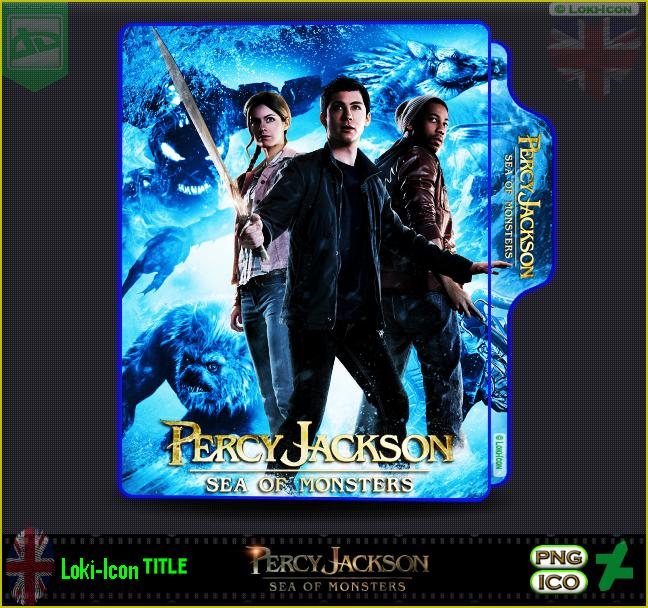 Percy Jackson Sea Of Monsters 2013 1 By Loki Icon On Deviantart