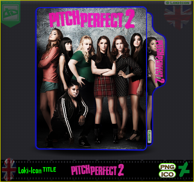 Pitch Perfect 2 2015 1 By Loki Icon On Deviantart