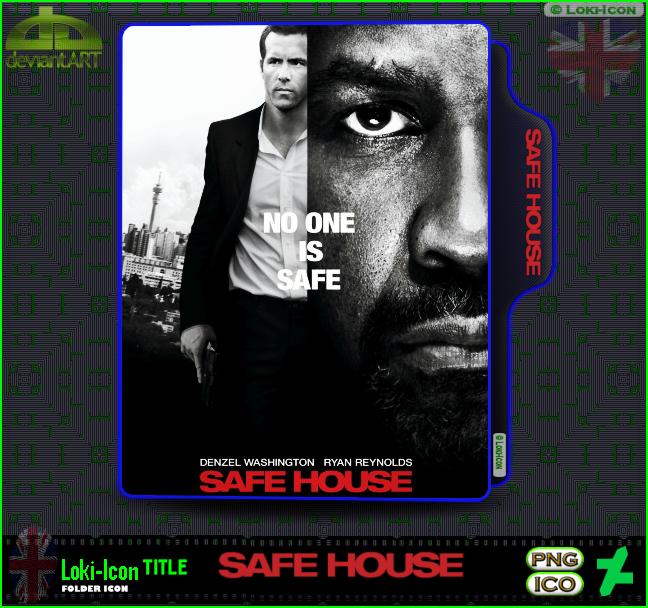 Safe House 2012 By Loki Icon On Deviantart