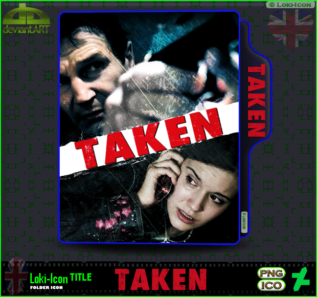 Taken 2008 By Loki Icon On Deviantart