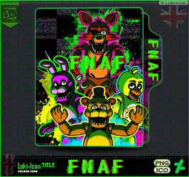 Fnaf by Loki-Icon