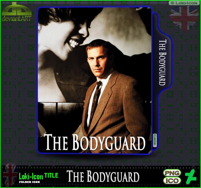 The Bodyguard 1992 1 By Loki Icon On Deviantart