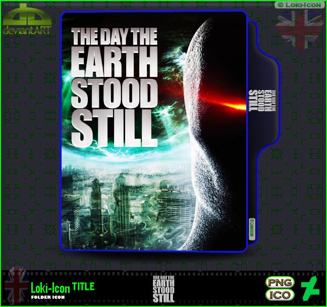 The Day The Earth Stood Still 2008 By Loki Icon On Deviantart