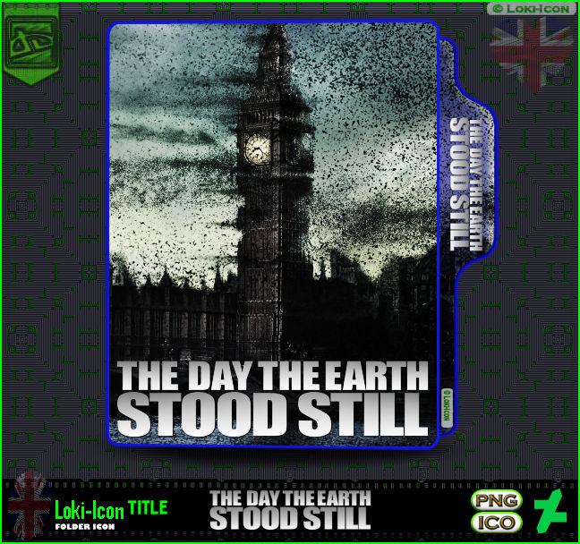The Day The Earth Stood Still 2008 2 By Loki Icon On Deviantart
