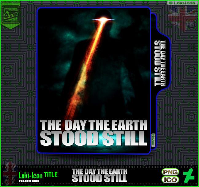 The Day The Earth Stood Still 2008 3 By Loki Icon On Deviantart