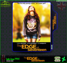 The Edge Of Seventeen (2016) by Loki-Icon
