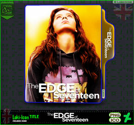The Edge Of Seventeen (2016)2 by Loki-Icon