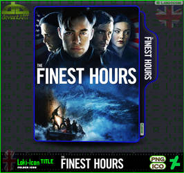 The Finest Hours (2016) by Loki-Icon