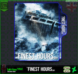 The Finest Hours (2016)3D by Loki-Icon