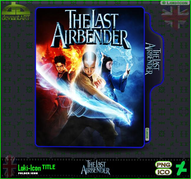The Last Airbender 2010 By Loki Icon On Deviantart