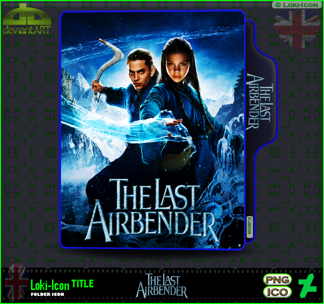 The Last Airbender 2010 1 By Loki Icon On Deviantart