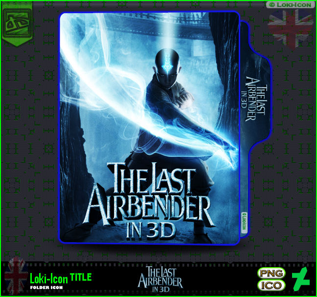 The Last Airbender 2010 3d By Loki Icon On Deviantart