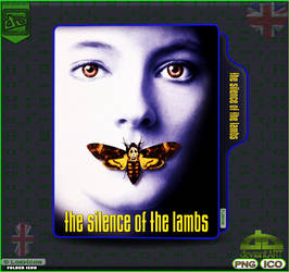 The Silence of The Lambs (1991) by Loki-Icon