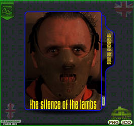 The Silence of The Lambs (1991)3 by Loki-Icon