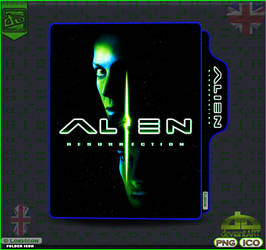 Alien Resurrection (1997)2 by Loki-Icon
