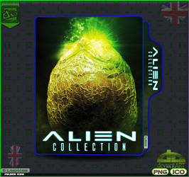 Alien Collection by Loki-Icon