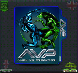 Alien vs Predator (2004)2 by Loki-Icon