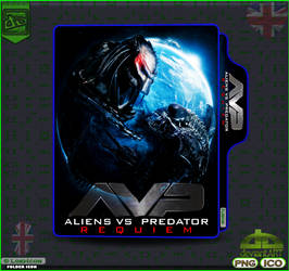 Alien vs Predator Requiem (2007)2 by Loki-Icon