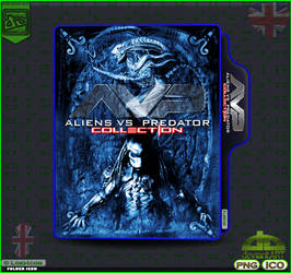 Alien vs Predator Collection (2007) by Loki-Icon