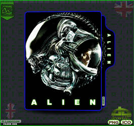 Aliens 1 (1979)1 by Loki-Icon