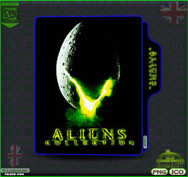 Aliens Collection by Loki-Icon
