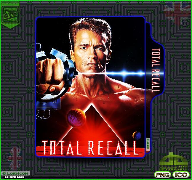 Total Recall 1990 1 By Loki Icon On Deviantart