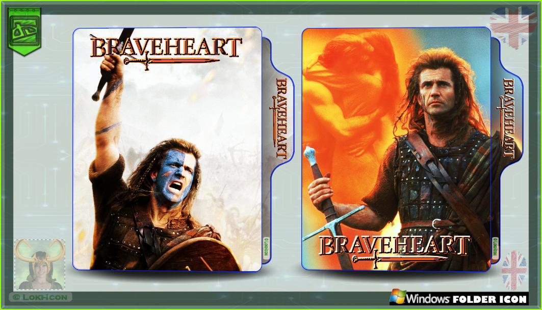 Braveheart 1995 By Loki Icon On Deviantart