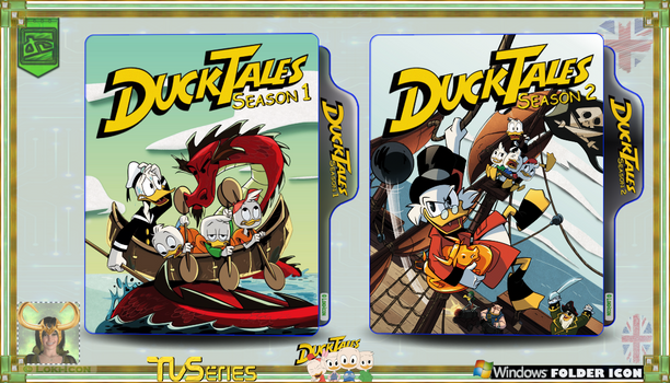 Duck Tales (2017)Season 1 and 2