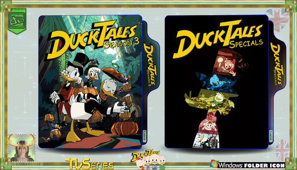 Duck Tales (2017)Season3 And Specials