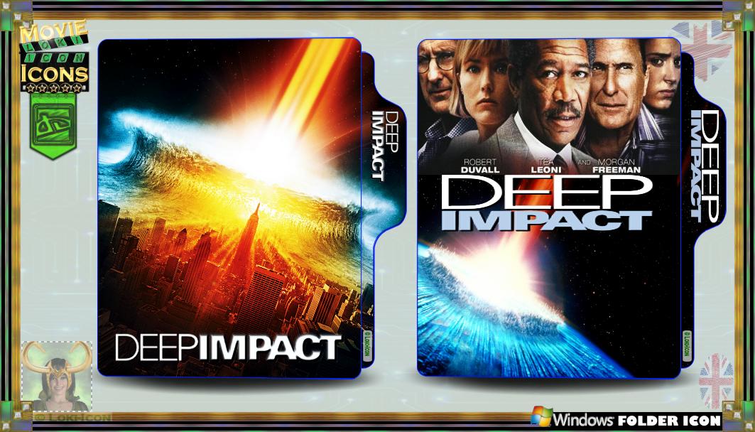 Deep Impact 1998 By Loki Icon On Deviantart