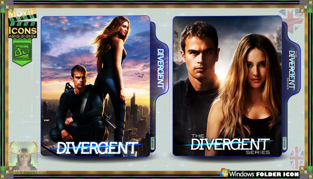 Divergent 2014 By Loki Icon On Deviantart