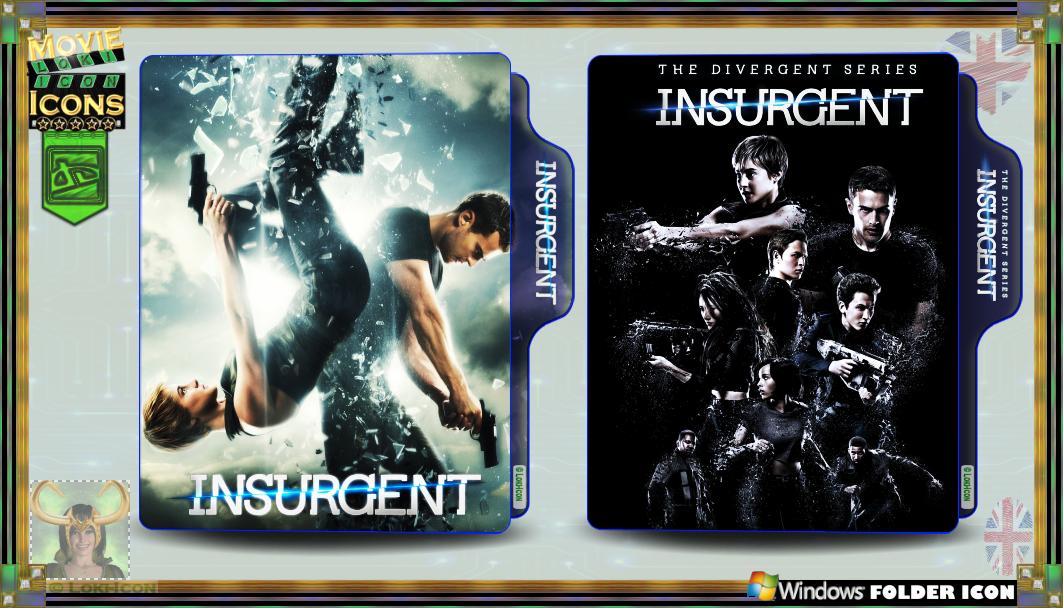 Divergent Series Insurgent 2015 By Loki Icon On Deviantart