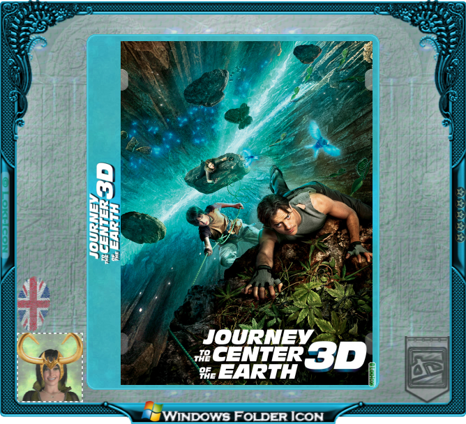Journey To The Center Of The Earth 2008 2 By Loki Icon On Deviantart