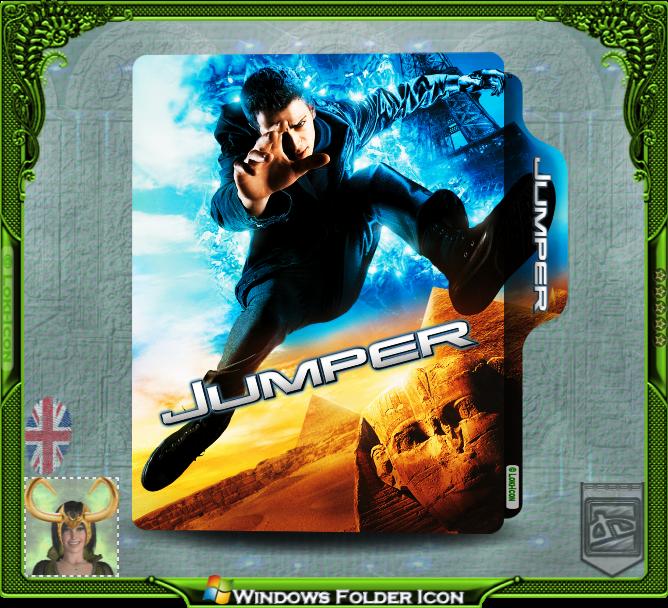 Jumper 2008 By Loki Icon On Deviantart