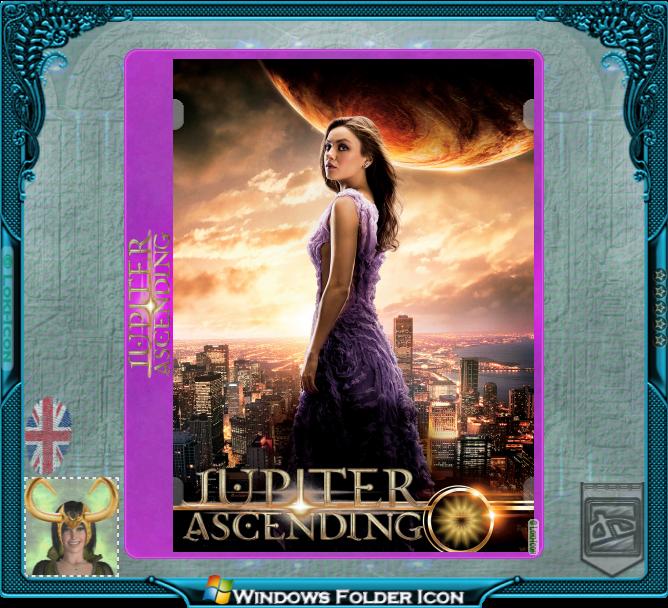 Jupiter Ascending 2015 3 By Loki Icon On Deviantart