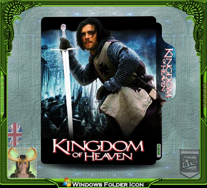 Kingdom Of Heaven 2005 By Loki Icon On Deviantart