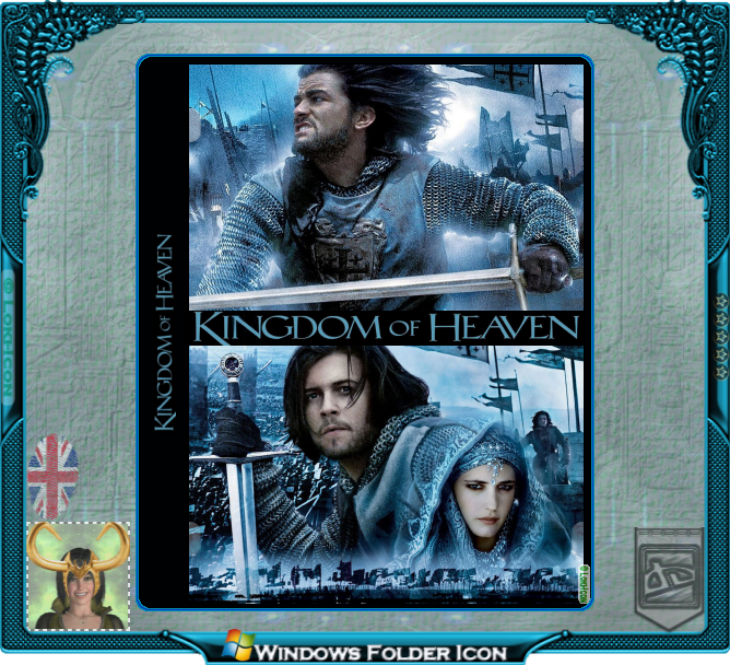 Kingdom Of Heaven 2005 2 By Loki Icon On Deviantart