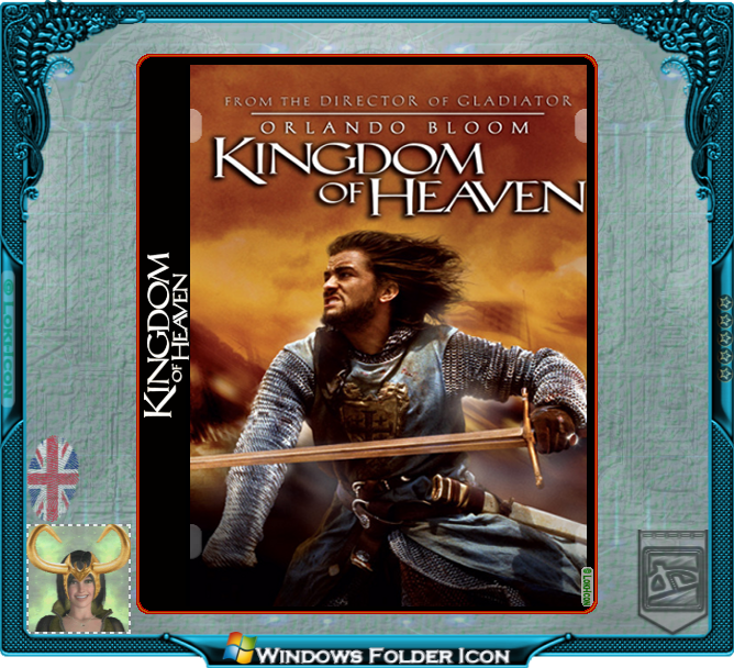 Kingdom Of Heaven 2005 3 By Loki Icon On Deviantart