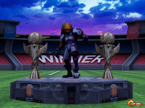 Contra: Return Brad Fang (football)